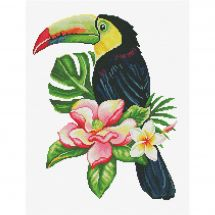 Kit point de croix - Ladybird - Regard de toucan