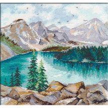 Kit point de croix - Oven - Lac Moraine