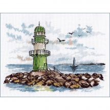 Kit point de croix - Oven - Gardien de la mer