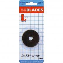 Lame - Dafa - Lame de cutter - diamètre 45 mm
