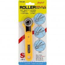 Cutter - Dafa - Cutter rotatif - diamètre 28 mm