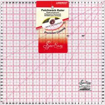 Règle Patchwork - Sew Easy - Règle patchwork - 32 x 32 cm