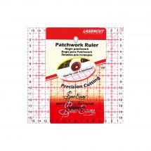 Règle Patchwork - Sew Easy - Règle patchwork - 16 x 16 cm