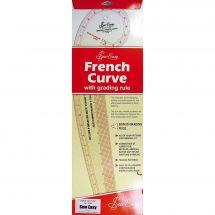 Règle couture - Sew Easy - Règle souple de couture - 30 pouces