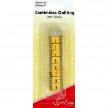 Accessoire Patchwork - Sew Easy - Centimètre quilting - 3 m