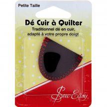 Accessoire Patchwork - Sew Easy - Dé cuir à quilter - Petite taille