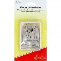Accessoire Patchwork - Sew Easy - 30 pinces de maintien