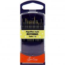 Aiguilles à coudre - Sew Easy - Aiguilles quilting main -Taille 7-9