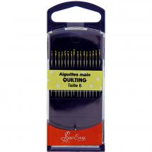 Aiguilles à coudre - Sew Easy - Aiguilles quilting main - Taille 8