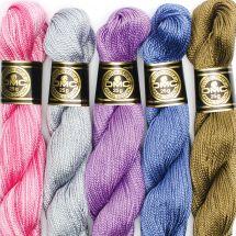 Fil à broder - DMC - N°5 Spécial Hardanger Coton Perlé - Art.115EA5