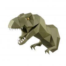 Puzzle 3D - Wizardi - Dinosaure kaki