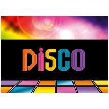 Kit point de croix - Princesse - Tableau Disco