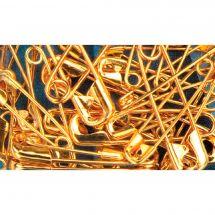 Epingles - Prym - 1000 Epingles de sûreté laiton n°1