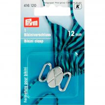 Accessoire lingerie - Prym - Clip pour bikini métal - 12 mm