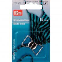 Accessoire lingerie - Prym - Clip pour bikini métal - 15 mm