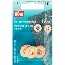 Boutons magnétiques - Prym - Boutons magnétiques - 19 mm