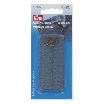 Rallonge  - Prym - Tour de ceinture bouton 80 x 35 mm - Jean