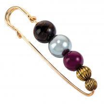 Epingles décoratives - Prym - Avec perles 80mm