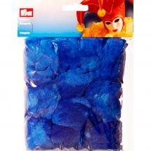 Décoration - Prym - Pompons bleus - 70 mm
