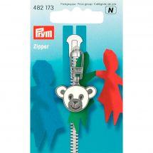 Tirette pour fermeture - Prym - Fashion zipper - ourson