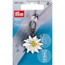 Tirette pour fermeture - Prym - Fashion zipper Edelweiss