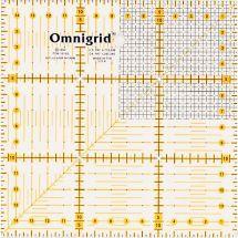 Règle Patchwork - Prym - Règle Omnigrid - 15 x 15 cm