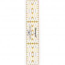 Règle Patchwork - Prym - Règle Omnigrid  - 3 x 15 cm