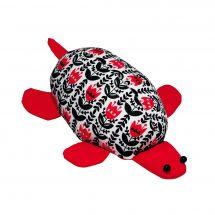 Support aiguilles - Prym - Pelote mousse tortue