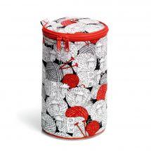 Rangement tricot/crochet - Prym - Distributeur de laine - Merino
