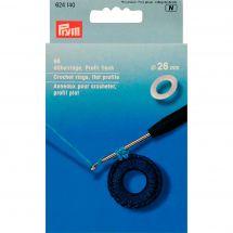 Accessoire crochet - Prym - Anneaux pour crochet - 26 mm