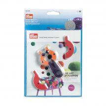 Accessoire créatif - Prym - Appareil à pompons 2 en 1