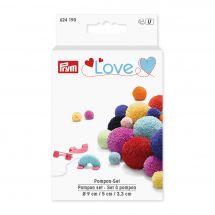 Accessoire créatif - Prym - Set à pompon Prym Love