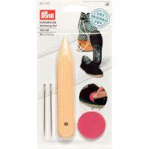 Accessoire espadrille - Prym - Jeu d'outils pour espadrilles