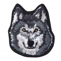 Ecusson thermocollant - Prym - Tête de loup
