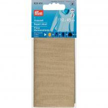 Renforts Thermocollants - Prym - Pièce de réparation thermocollante coton beige