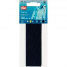 Renforts Thermocollants - Prym - Pièce de réparation thermocollante coton bleu marine