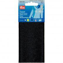 Renforts Thermocollants - Prym - Pièce de réparation thermocollante jersey noir