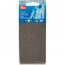 Renforts Thermocollants - Prym - Pièce de réparation thermocollante jersey gris