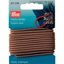 Elastique - Prym - Corde élastique 2,5mm beige