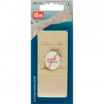 Accessoire lingerie - Prym - Attache soutien-gorge - 40 mm champagne
