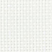 Toile à broder - LMC - Toile Aïda blanche 2.4 en coupon ou au mètre