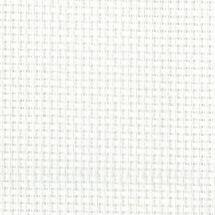 Toile à broder - LMC - Toile Aïda blanche 4.4 en coupon ou au mètre