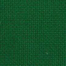 Toile à broder - LMC - Toile Aïda vert sapin 5.5 en coupon ou au mètre