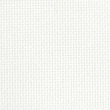 Toile à broder - LMC - Toile Aïda blanche 6 en coupon ou au mètre