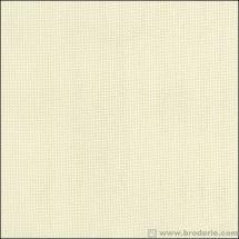 Toile à broder - LMC - Toile Aïda ivoire 6 en coupon ou au mètre