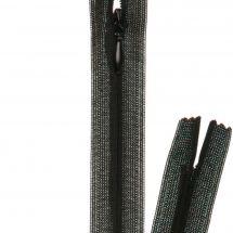 Fermeture non séparable - invisible - Prym - Fermeture Eclair ® Noir - Spiralée
