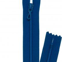 Fermeture non séparable - Prym - Fermeture Eclair ® Bleu drapeau- Spiralée