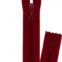 Fermeture non séparable - Prym - Fermeture Eclair ® Rouge sang - Spiralée