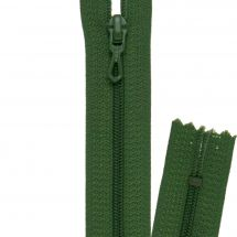 Fermeture non séparable - Prym - Fermeture Eclair ® Vert olive - Spiralée