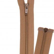 Fermeture séparable - Prym - Fermeture Eclair ® Beige moyen - Spiralée - 5mm